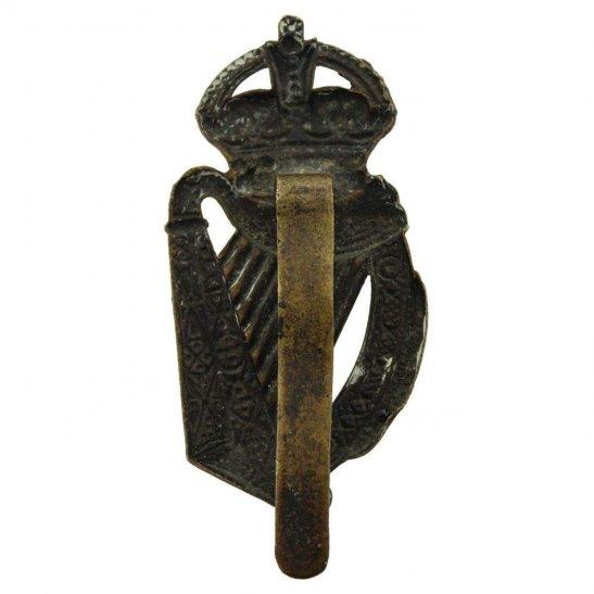 additional image for 18th Battalion, London Irish Rifles Regiment Cap Badge