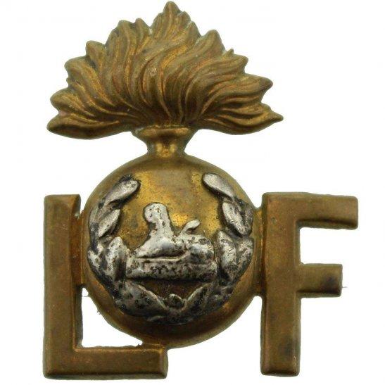 Lancashire Fusiliers Lancashire Fusiliers Regiment Shoulder Title