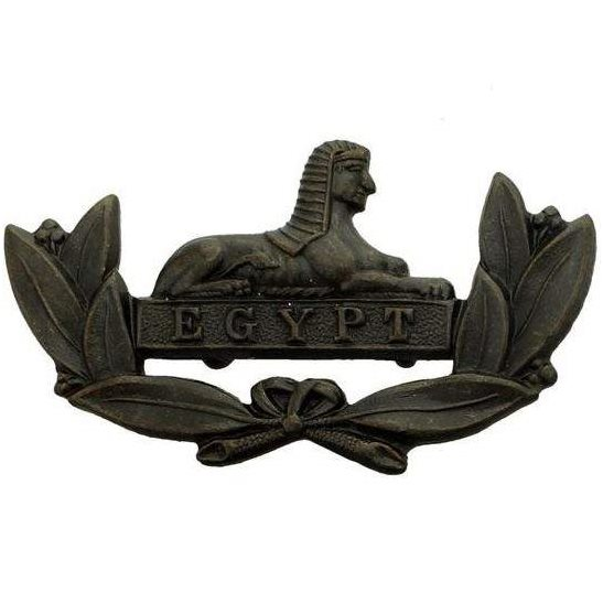 Gloucestershire Regiment Gloucestershire Regiment OFFICERS Bronze Collar Badge