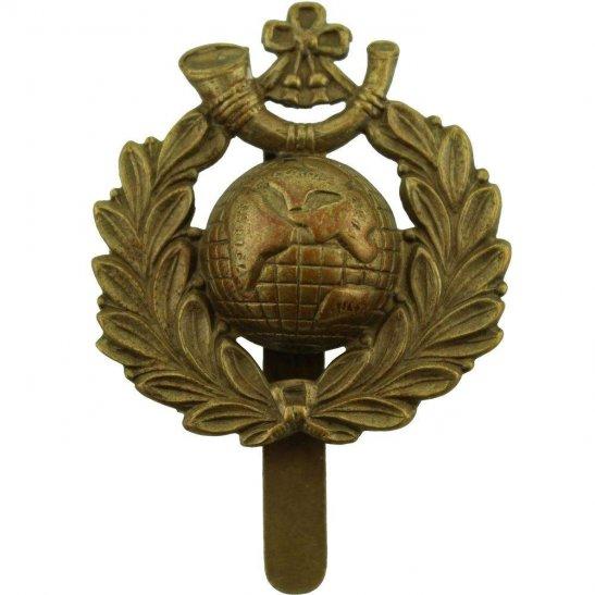 Royal Marines Royal Marines Corps Cap Badge - SLIDER VERSION