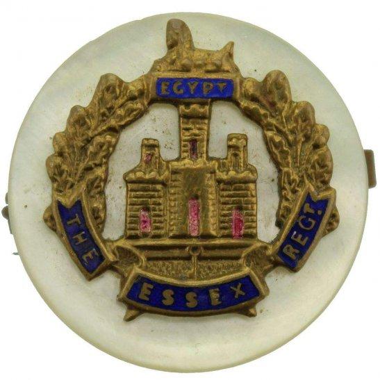 Essex Regiment Essex Regiment Sweetheart Brooch Badge