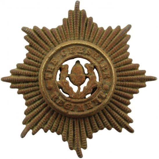 Cheshire Regiment UK Dug Detecting Find - WW2 The Cheshire Regiment Relic Cap Badge