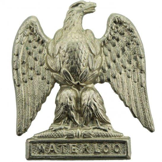 Royal Scots Greys Royal Scots Greys Regiment Scottish Collar Badge
