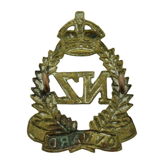 additional image for WW1 New Zealand Army Infantry Forces Division / Corps Cap Badge