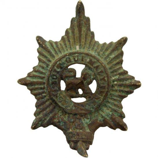 Worcestershire Regiment UK Dug Detecting Find - Worcestershire Regiment Relic Collar Badge