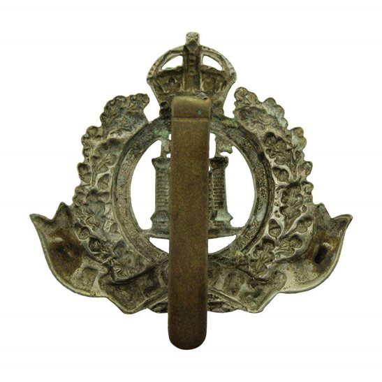 additional image for WW1 Suffolk Regiment 4th / 5th / 6th Territorial Battalions Cap Badge