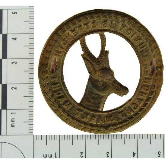 additional image for South African Infantry Forces Division / Africa Corps Cap Badge