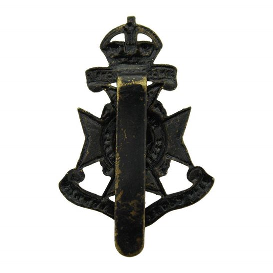 additional image for First Surrey Rifles, 21st Battalion County of London Regiment Cap Badge