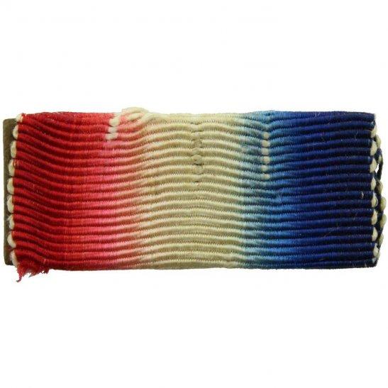 WW1 1914 or 1914/15 Star Medal Ribbon Bar - PIN BACK
