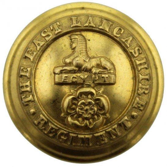 East Lancashire WW1 East Lancashire Regiment Tunic Button - 26mm