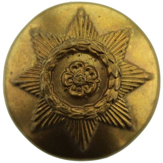 East Yorkshire East Yorkshire Regiment Tunic Button - 26mm