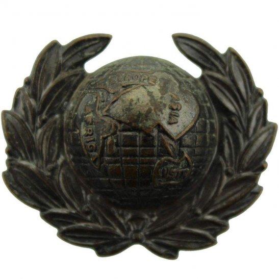 Royal Marines WW2 Royal Marines Corps Collar Badge