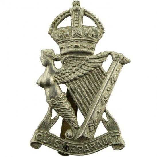 Royal Ulster Rifles WW2 Royal Ulster Rifles Regiment Irish Cap Badge