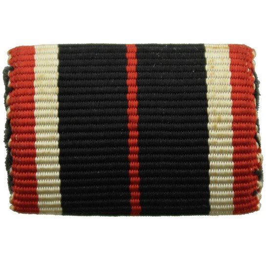 WW2 German Medal Ribbon Bar - War Merit Medal - Pin Back