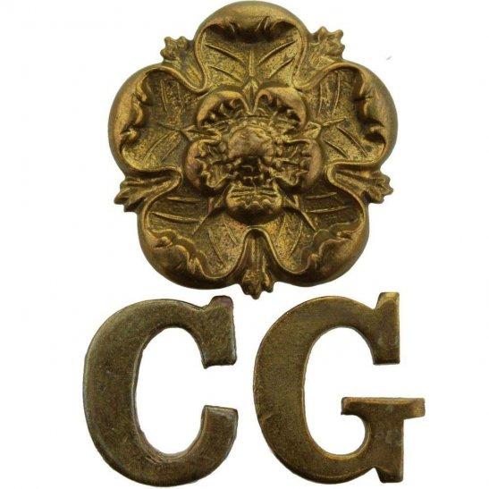 Coldstream Guards Coldstream Guards Regiment Shoulder Title