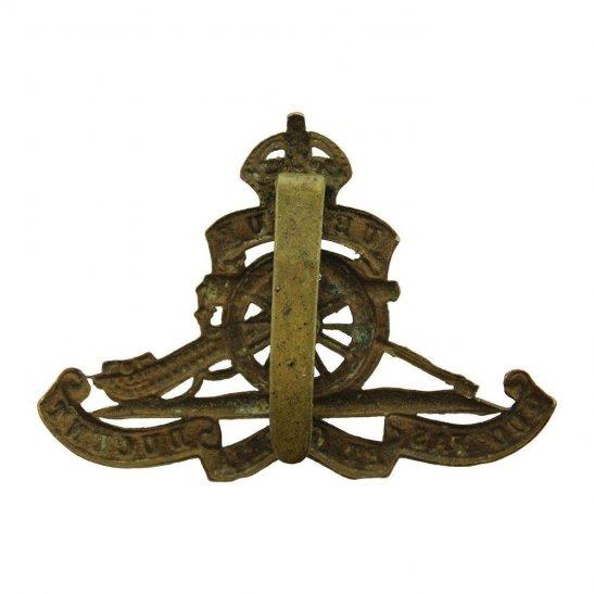 additional image for WW1 Royal Artillery Regiment Cap Badge