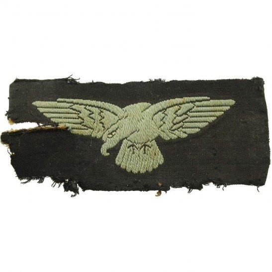 Royal Air Force RAF WW2 Royal Air Force RAF Eagle Cloth Shoulder Title Badge Flash