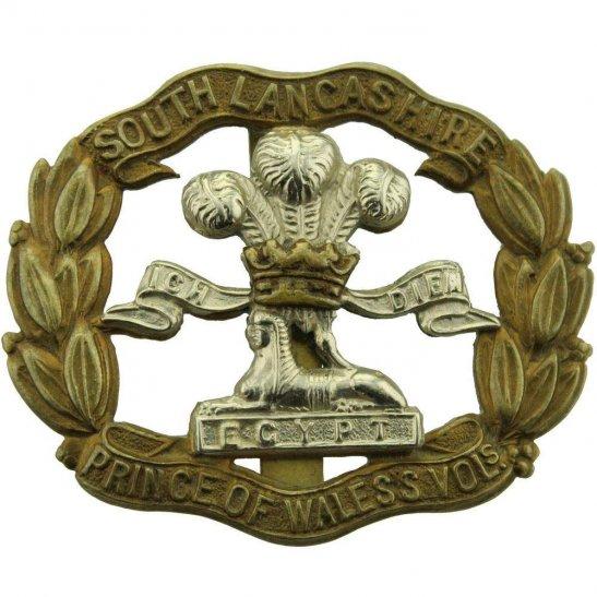 South Lancashire WW2 South Lancashire Regiment Cap Badge