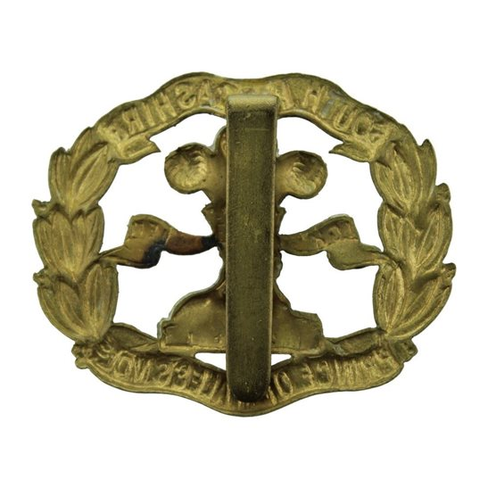 additional image for WW2 South Lancashire Regiment Cap Badge