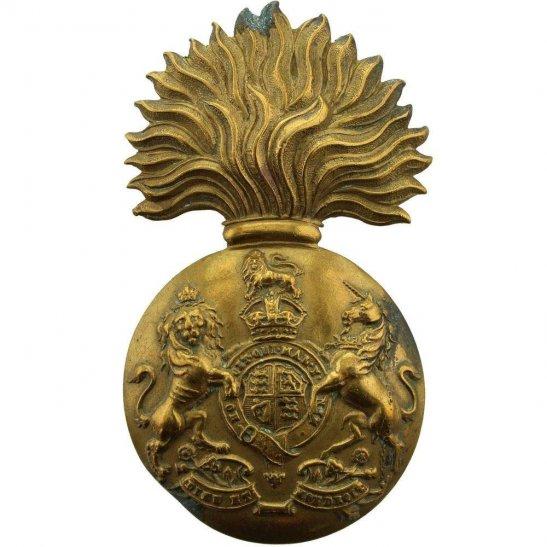 Royal Scots Fusiliers WW1 Royal Scots Fusiliers (Scottish) Regiment Cap Badge