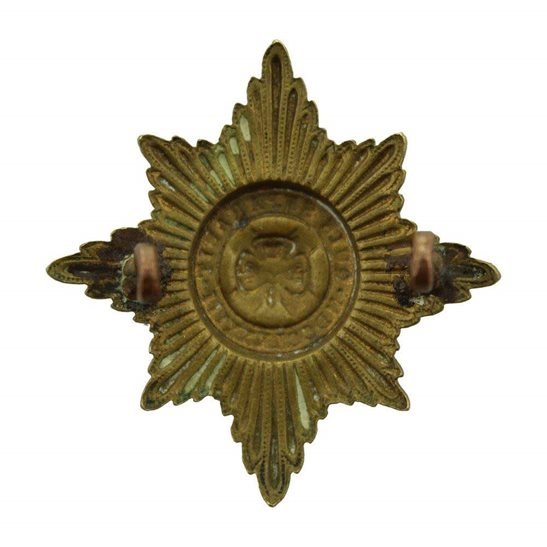additional image for WW1 Irish Guards Regiment Cap Badge
