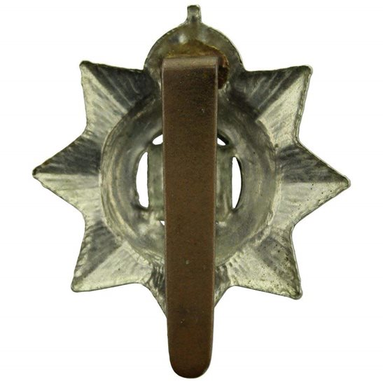 additional image for WW1 Devonshire Regiment Cap Badge