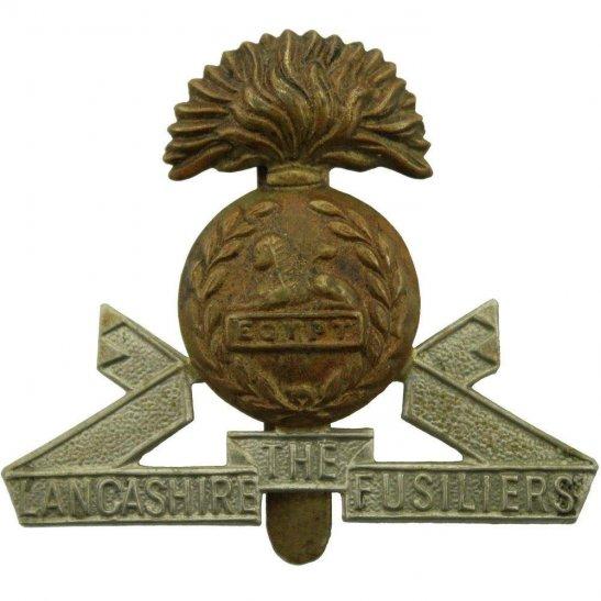 Lancashire Fusiliers WW1 Lancashire Fusiliers Regiment Cap Badge