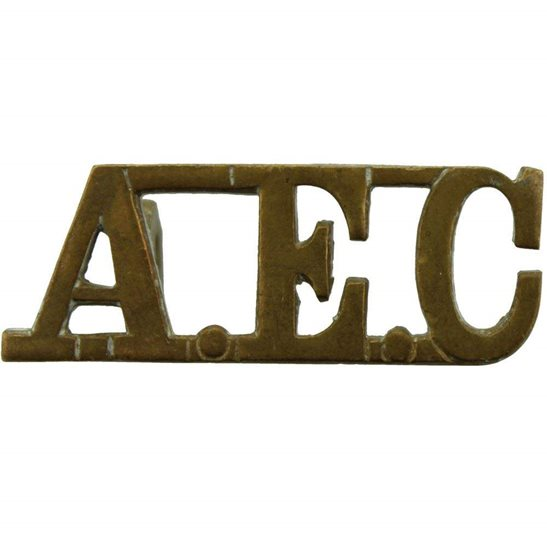 Royal Army Educational Corps RAEC Royal Army Educational Corps AEC Shoulder Title
