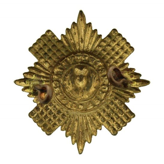 additional image for WW2 Scots Guards Regiment (Scottish) Cap Badge