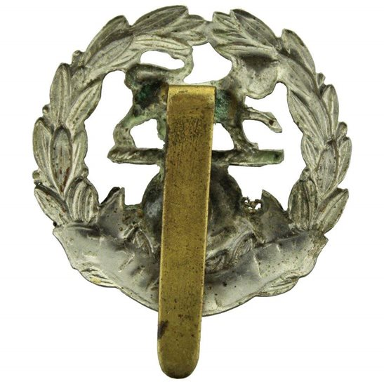 additional image for WW2 Hampshire Regiment Cap Badge