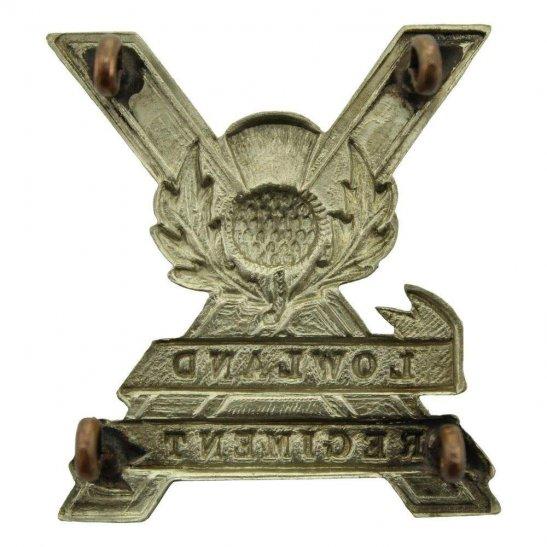 additional image for Scottish Lowland Regiment Brigade Cap Badge