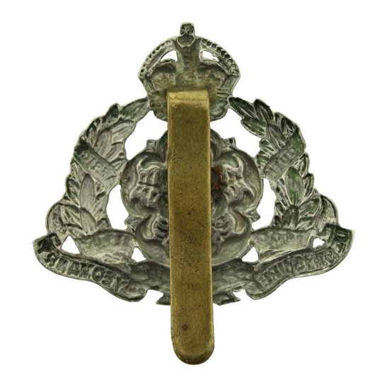 additional image for WW1 Derbyshire Yeomanry Regiment Cap Badge