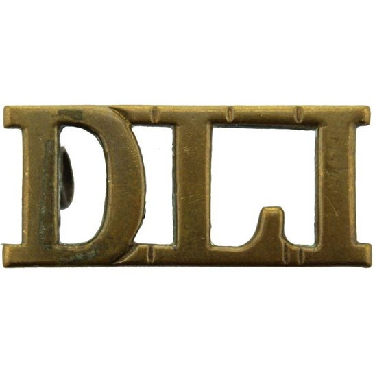 Durham Light Infantry DLI Durham Light Infantry Regiment DLI Shoulder Title