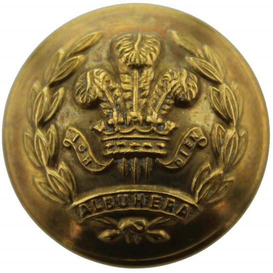 Middlesex Regiment Middlesex Regiment Tunic Button - 26mm