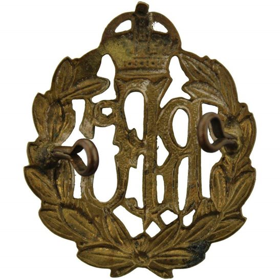 additional image for WW1 Royal Flying Corps RFC Cap Badge