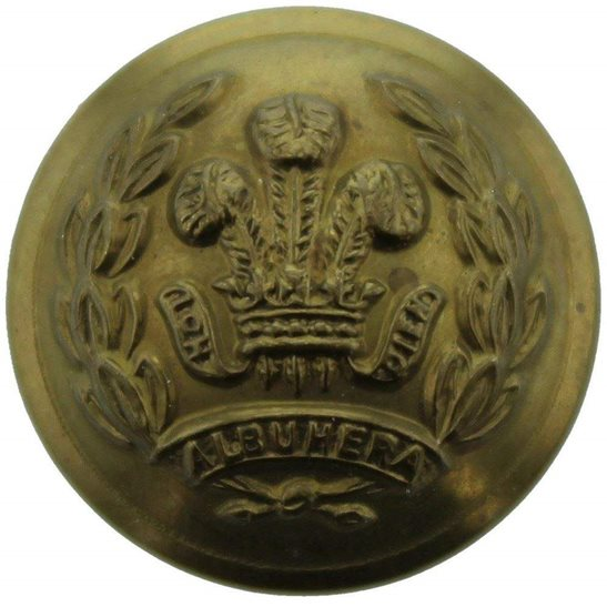 Middlesex Regiment Middlesex Regiment SMALL Tunic Button - 19mm