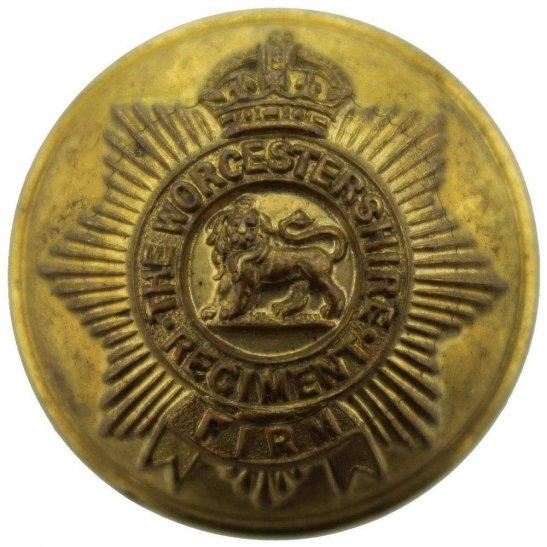 Worcestershire Regiment WW1 Worcestershire Regiment Tunic Button - 26mm