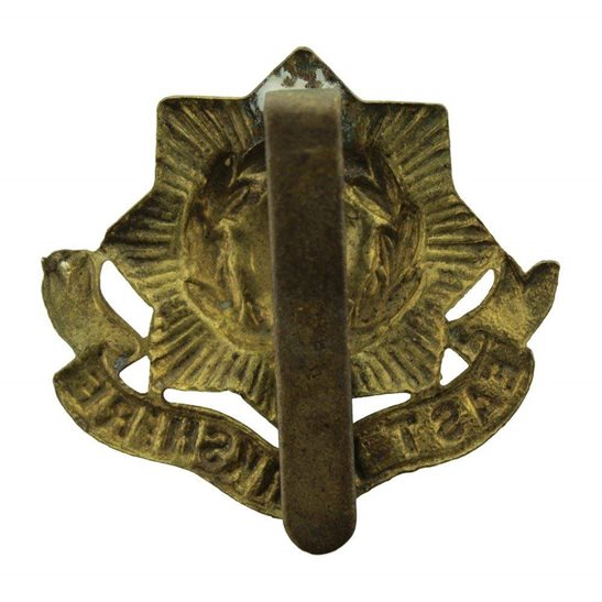 additional image for WW2 East Yorkshire Regiment Cap Badge