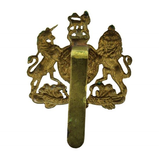 additional image for General Service Corps / Regiment Cap Badge