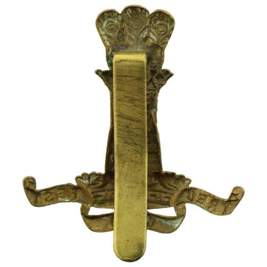 additional image for WW1 11th Hussars (Prince Albert's Own) Regiment Cap Badge