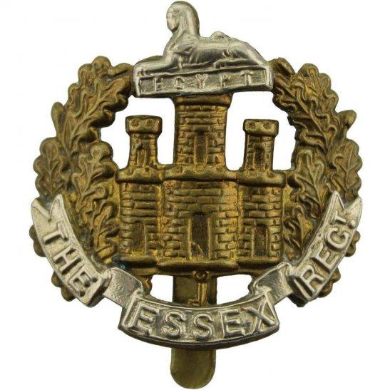Essex Regiment WW1 Essex Regiment Cap Badge