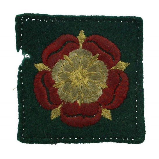 WW2 Catterick Garrison District (Northern Command) Cloth Formation Sign Patch Badge