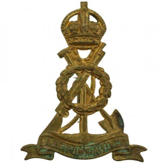 Pioneer Corps WW2 Royal Pioneer (Labour) Corps Collar Badge