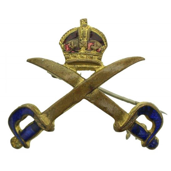 Royal Army Phyical Training Corps RAPTC WW1 Royal Army Phyical Training Corps RAPTC Sweetheart Brooch