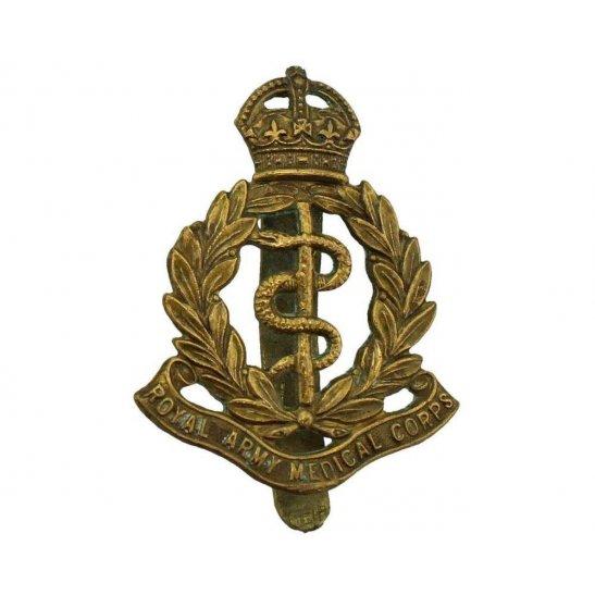 Royal Army Medical Corps RAMC WW1 Royal Army Medical Corps RAMC Cap Badge