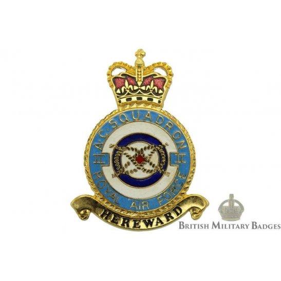 RAF Squadrons 2 II AC Squadron Royal Air Force PLAQUE Badge RAF
