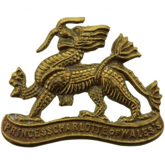 Berkshire Regiment WW2 Royal Berkshire Regiment Collar Badge