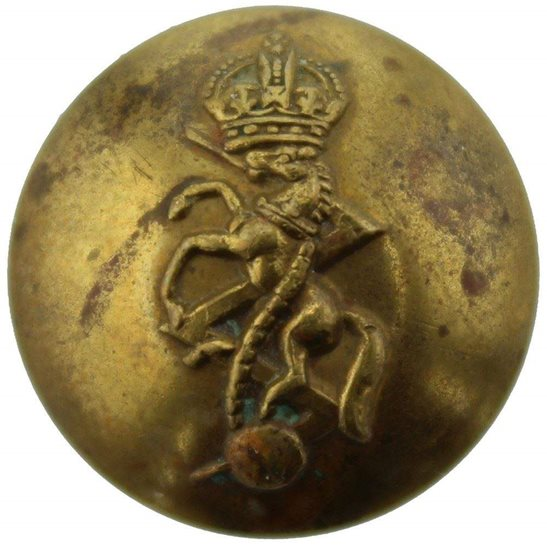 Royal Electrical & Mechanical Engineers Corps REME WW2 Royal Electrical & Mechanical Engineers Corps REME SMALL Tunic Button - 19mm