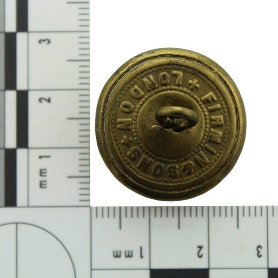 additional image for VICTORIAN 10th Regiment of Foot (North Lincoln) 1855-1881 Tunic Button - 25mm