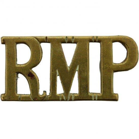 Royal Military Police RMP Royal Military Police Corps RMP Shoulder Title